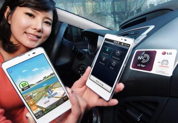LG анонсирует смартфон Optimus LTE Tag