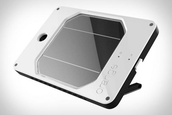 Солнечное зарядное устройство Solar Joos Orange