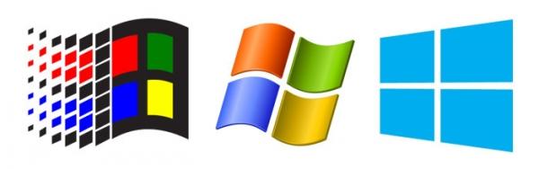 Windows 8 получит новый логотип