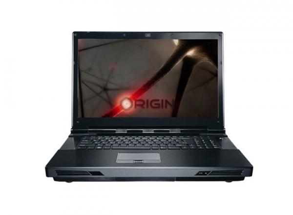 Игровой ноутбук с двумя видеокартами Origin EON17-X3D