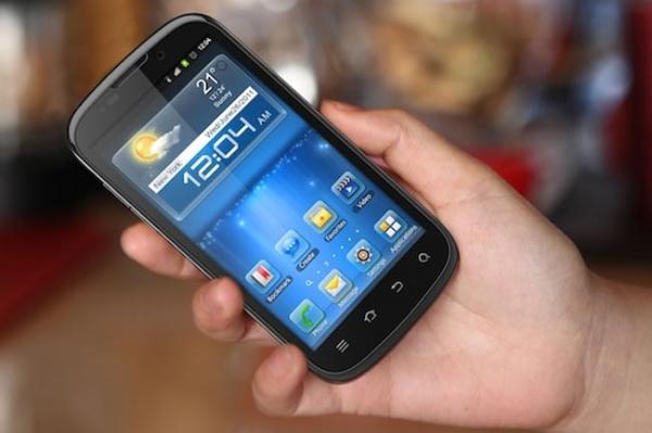 Android-смартфон ZTE Mimosa X