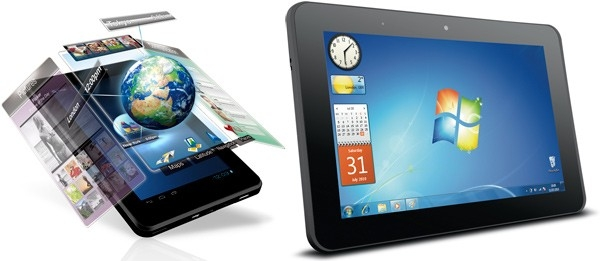 Новые планшеты от ViewSonic – ViewPad G70, E100 и P100