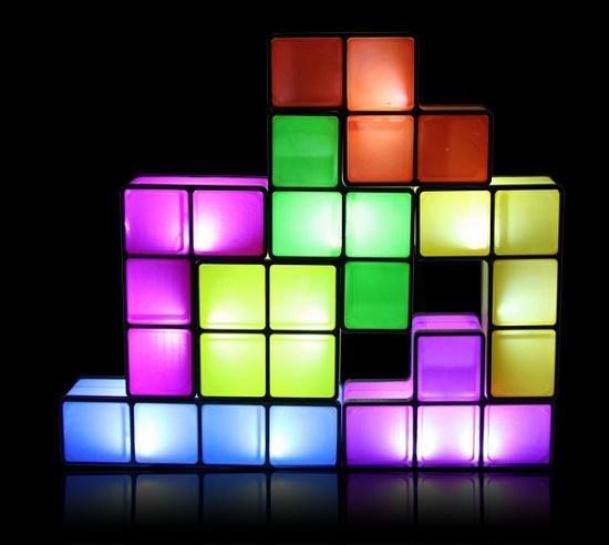 Настольная лампа Tetris Desk Lamp