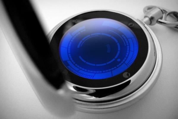 Kisai Rogue – сенсорные карманные часы