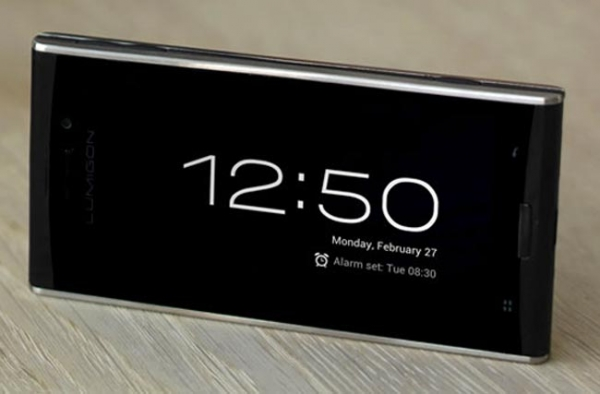 Android-смартфон Lumigon T2