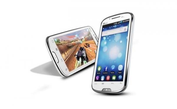 BLU Studio – 5,3-дюймовый бюджетный Android-смартфон