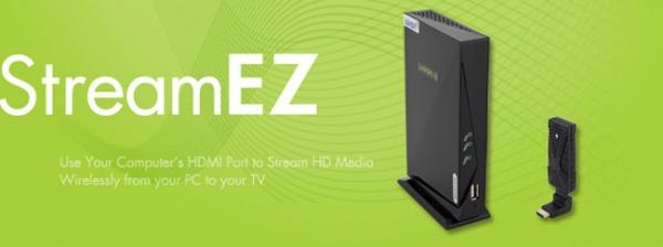 Беспроводной HD-стример Warpia StreamEZ SWP700