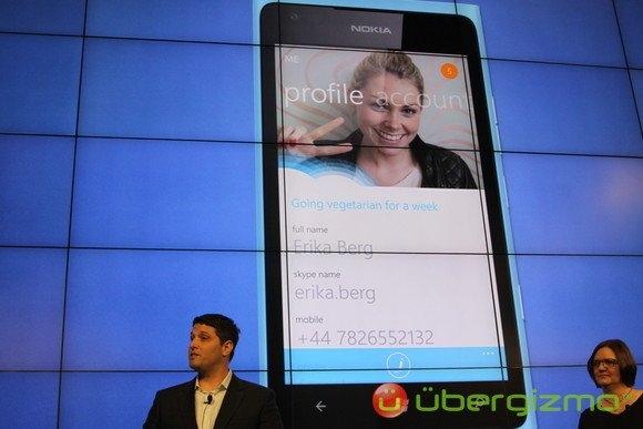 Бета Skype для Windows Phone не работает в фоновом режиме