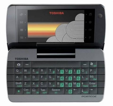 Portege G9xx - новые смартфоны от Toshiba