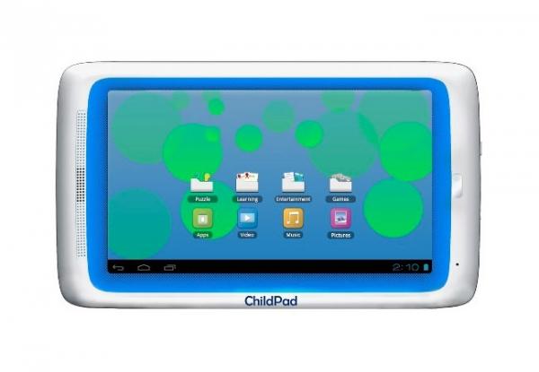 Archos ChildPad – планшет для детей с Android 4.0 ICS