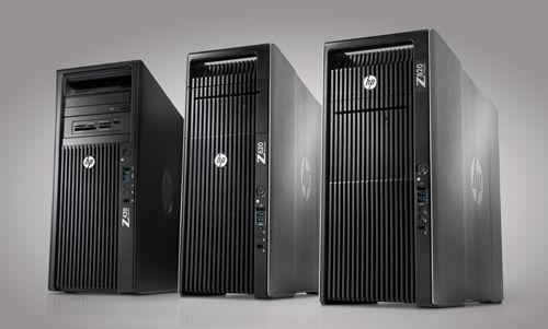 HP «проапгрейдила» рабочие станции серии Z, оснастив одну из них 512 ГБ RAM