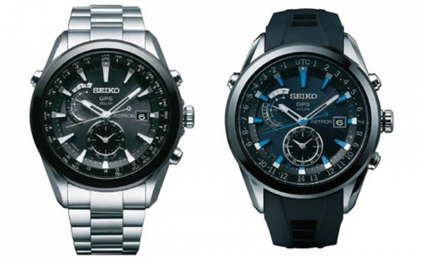 Seiko Astron – GPS-часы с солнечной батареей