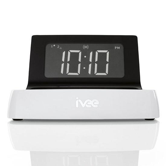 ivee Digit – будильник с голосовым управлением