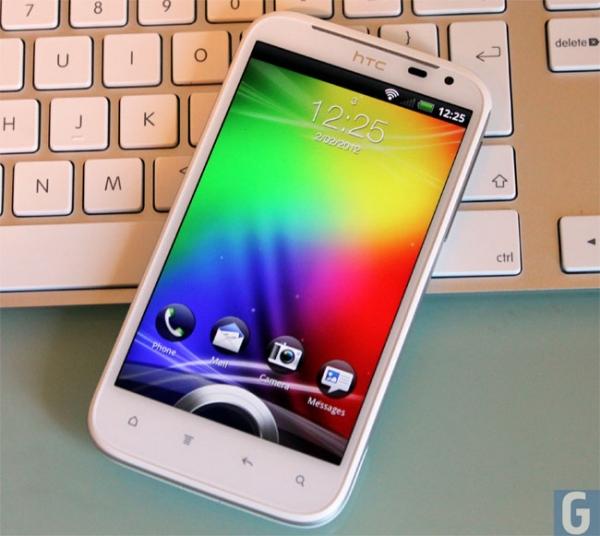 Бюджетный смартфон HTC Golf