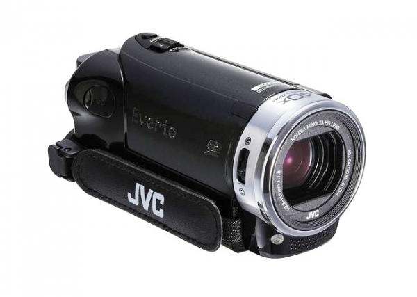 JVC Everio GZ-EX250 – HD-камкодер с Wi-Fi