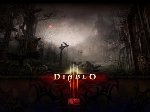 Официальный релиз Diablo III состоится 15 мая