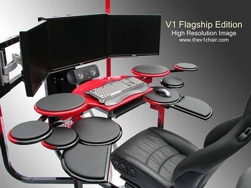 Компьютерный стол Nex-Sys V1