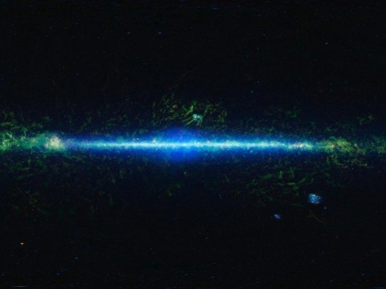 NASA выпустила атлас всего звездного неба
