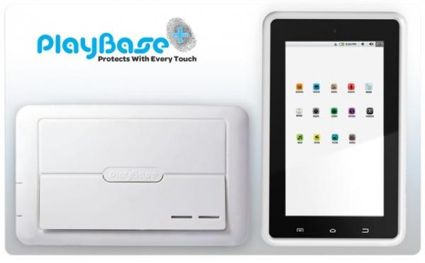PlayBase+ – планшет для детей