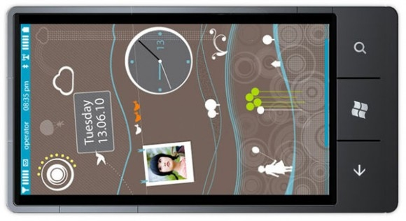 В Сети появились скриншоты «модернизированного» UI Windows Phone от сотрудника Nokia