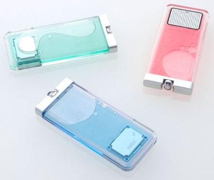 Жидкотопливные телефоны от Nec