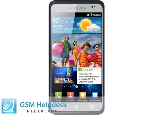 В Сеть утекла фотография Samsung Galaxy S III для прессы?