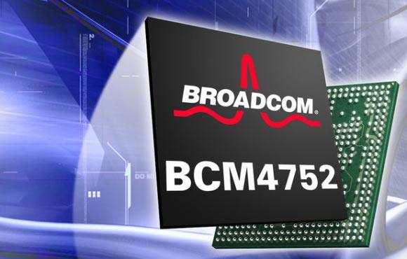 Новый GPS-чип от Broadcom: в 10 раз производительнее, в два раза энергоэффективнее