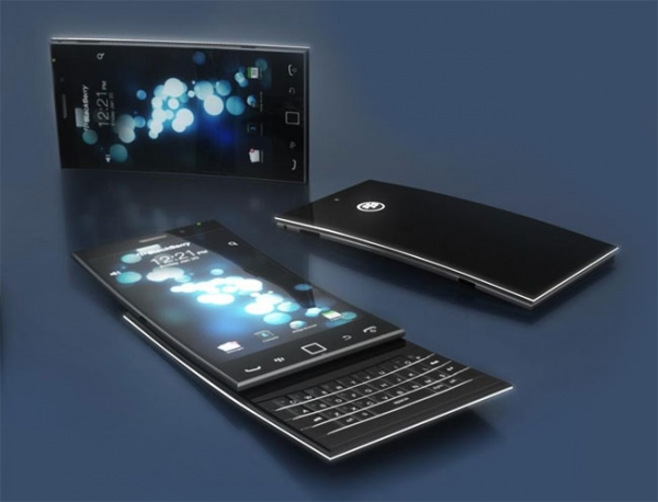 Концепт-смартфон BlackBerry Blade