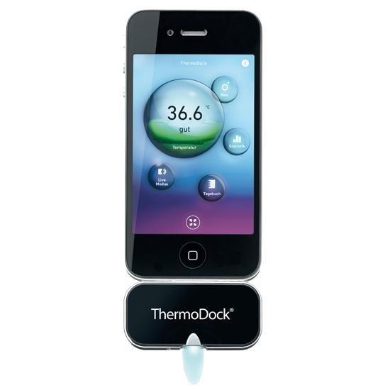 ThermoDock – градусник для iPhone