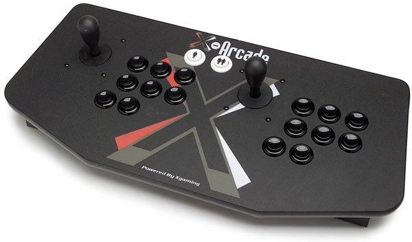X-Gaming USB Joystick – игровой контроллер для двух геймеров