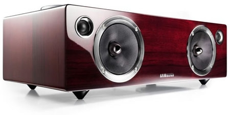 Ламповая аудиосистема Samsung DA-E750