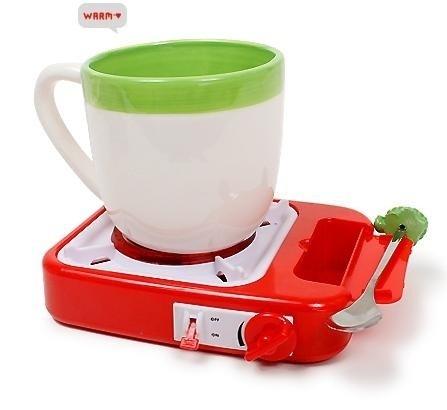 Gas Stove USB Cup Warmer – USB-гаджет для любителей кофе