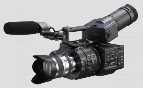 Высокоскоростная видеокамера Sony NEX-FS700