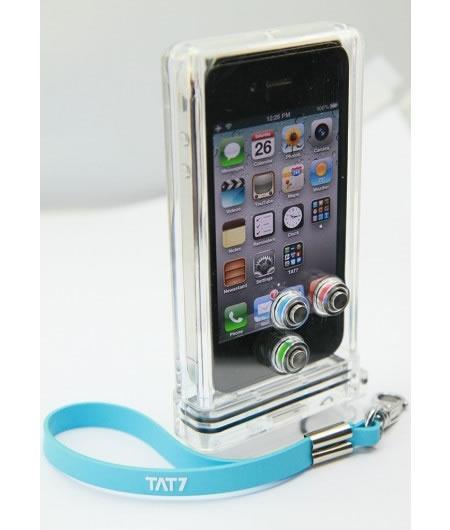 Подводный корпус для iPhone – TAT7 iPhone Scuba Case