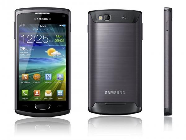 Samsung Wave 3 — новый гаджет на bada