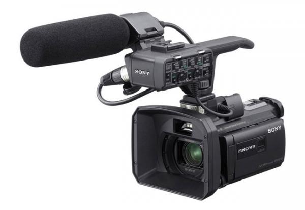 Видеокамера со встроенным проектором Sony NXCAM HXR-NX30J