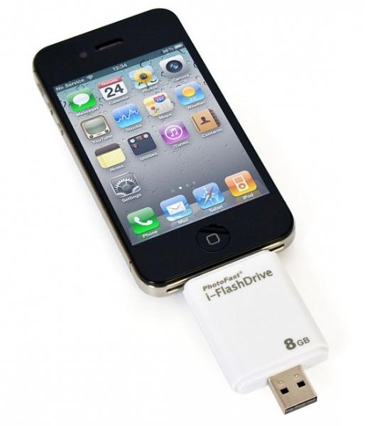 HyperDrive iFlashDrive – флешка для iPhone