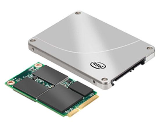Intel выпускает твердотельные накопители SSD 313
