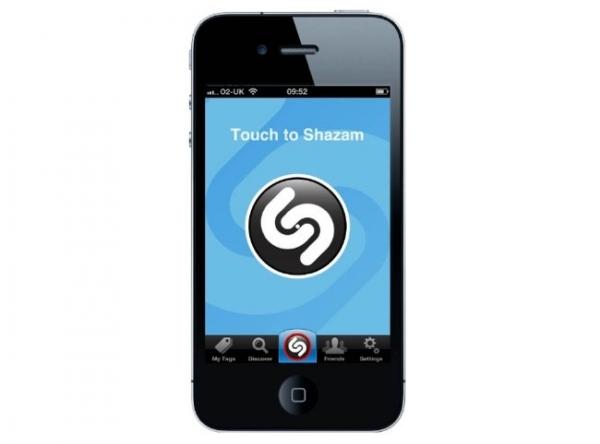 Shazam 5.0 «узнает» песни за секунду
