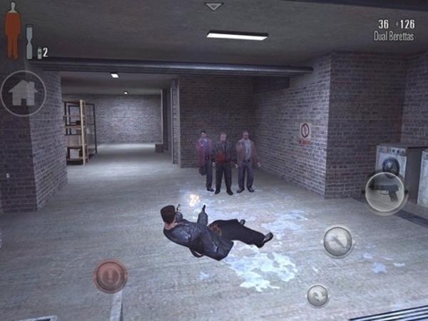 Max Payne приходит на платформы iOS и Android