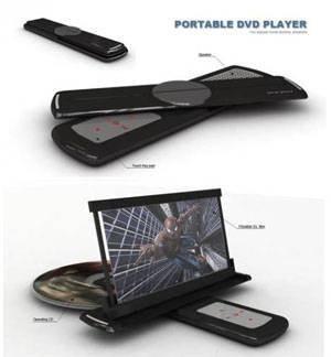 Самый компактный DVD-плеер