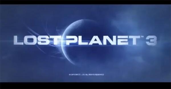 Capcom представляет трейлер Lost Planet 3