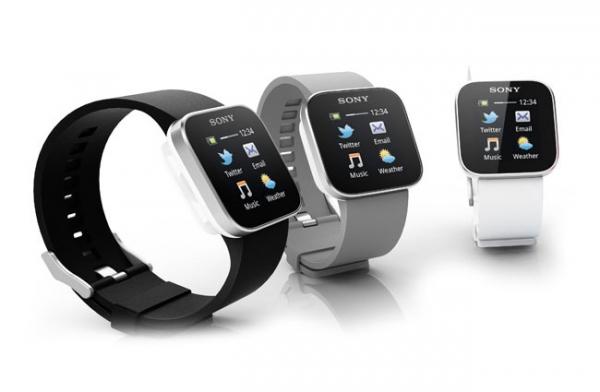 «Умные» часы Sony SmartWatch