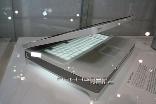 Оригинальные концепты ноутбуков от Fujitsu