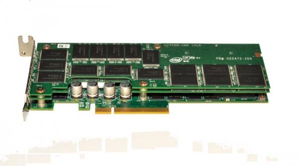 Твердотельные PCIe-накопители Intel 910