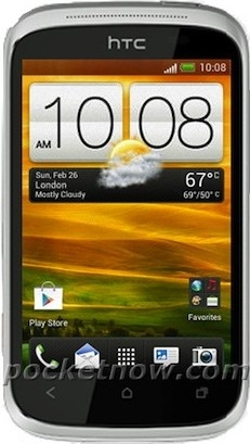 Первое и пока единственное фото HTC Golf