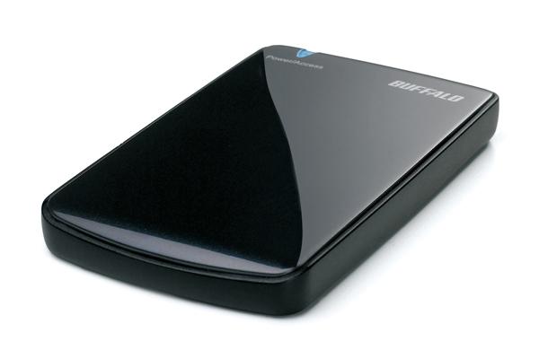 Портативные SSD-диски с интерфейсом USB 3.0 от Buffalo