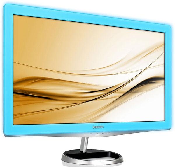 Philips Moda – монитор с технологией LightFrame