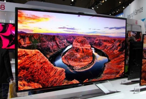 Samsung покажет свой новый флагманский OLED HD-телевизор в августе