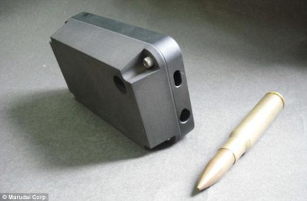 Пуленепробиваемый корпус для iPhone